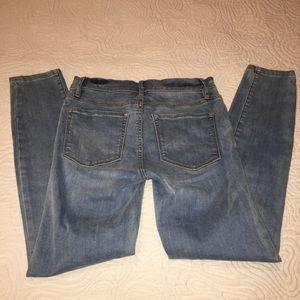 Loft blue jeans, 25/0, NWT